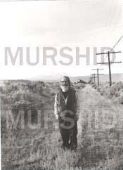 Murshid at Mt. Shasta